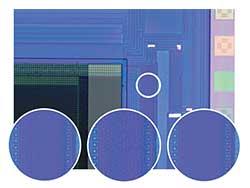 UC90 noise free images CCD sensor