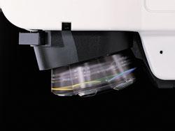 电动物镜转换器示意图
