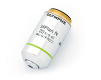 MPLN20x objective lens