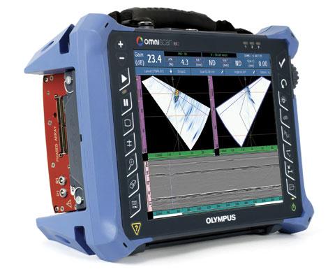 OmniScan MX2 Flaw Detector