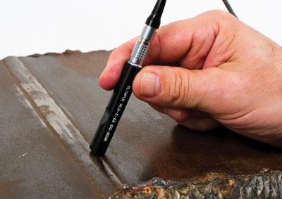 适用于焊缝检测的优化配置