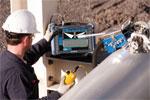 压力容器的焊缝检测