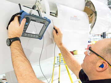 Eddy Current Inspections in Aerospace