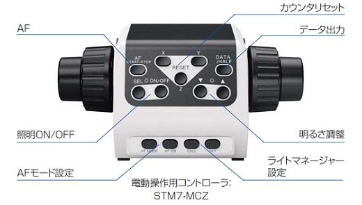 電動操作用コントローラ:STM7-MCZ