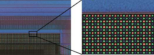 sc50 increased sensitivity with on-sensor light guide technology