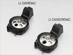 Motorized Revolving Nosepiece U-DREMC U-D5BDREMC