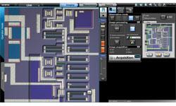 DSX500 Microscope Operator Mode Screenshot
