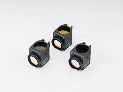 Fluorescence Microscope Mirror Cube