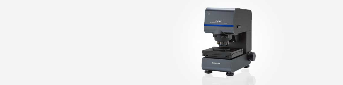 Laser Confocal Microscopes LEXT OLS5000 | Products | Olympus