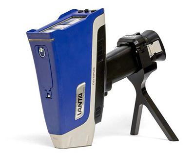 Vanta Handheld XRF Analyzers for Industrial Lead-Based Paint Analysis*