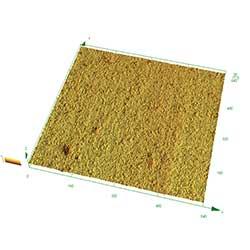 alumina_substrate surface