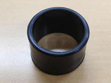 Injection-molded rubber product (provided by iwakami co., ltd.)