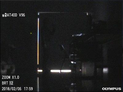 Infrared Motion-Activated Illumination Brightens Dark Places
