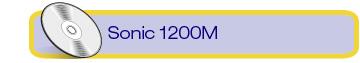 sonic 1200M