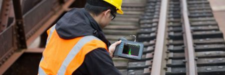 Ultrasonic testing equipment
