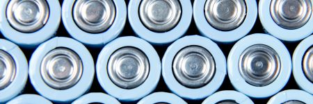 Battery recycling using portable XRF testing